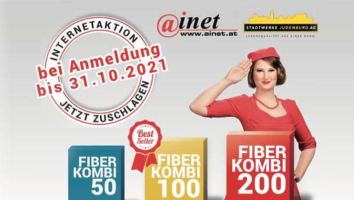 Internet + Kabel TV - 3 Monate gratis