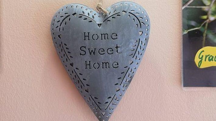 Home sweet Home ❤️