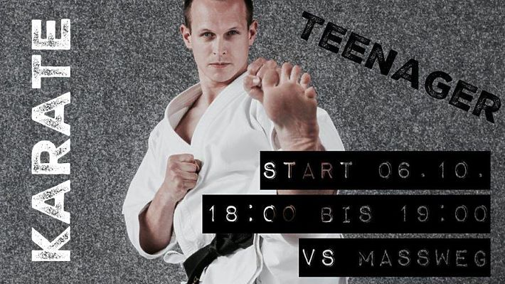 Karate Anfängerkurs ab 12 Jahren